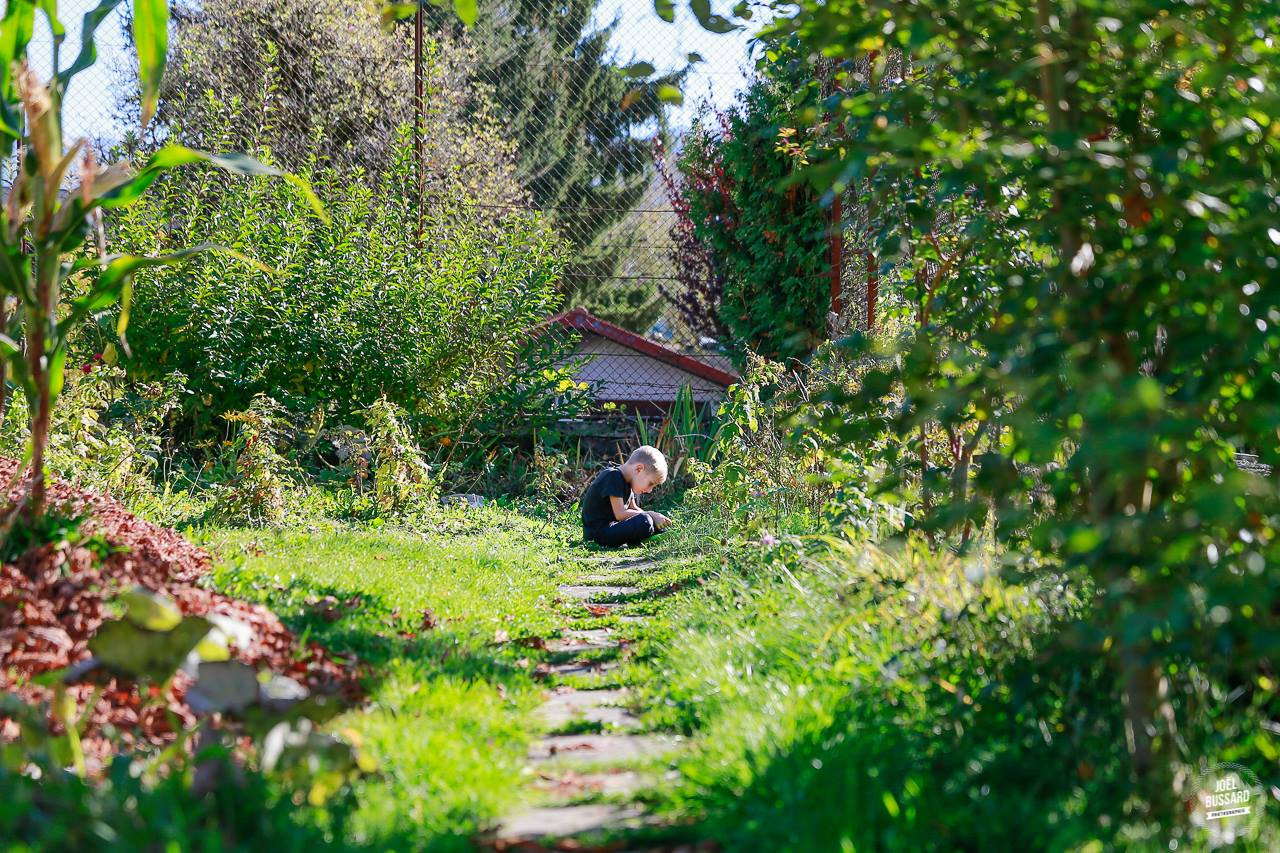 jardin St-Croix