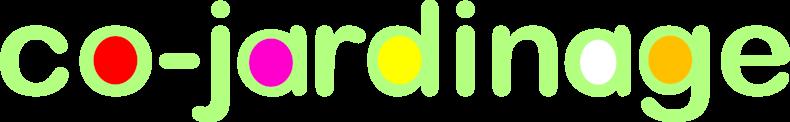 Logo co-jardinage en ligne