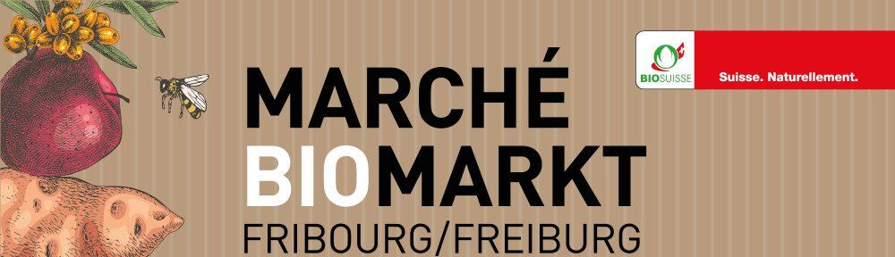 Marché bio Fribourg