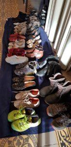 Marché gratuit - Chaussures